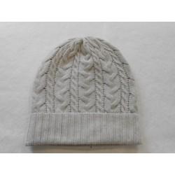 Berretto trecce - Misto lana