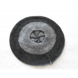 Basco a righe - Misto lana