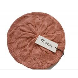 Basco treccia e punto traforo -  100% lana